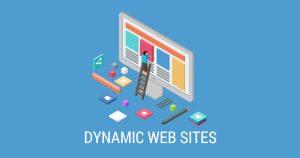 DYNAMIC WEB SITES